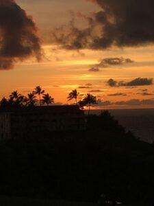 From Balcony in Kauai #2