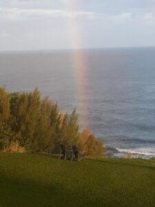 From Balcony in Kauai #3